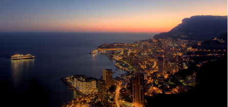 The Principality of Monaco - photo by Rainer Brunotte